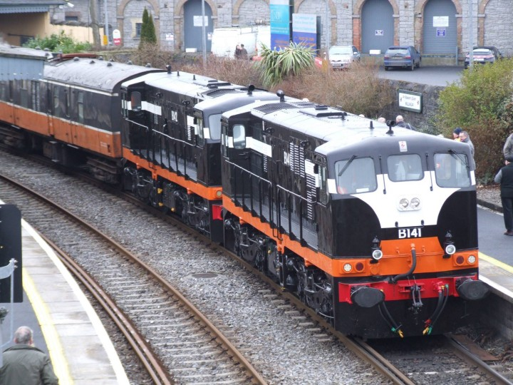 21/2/2010: B141 (and B142) at Mullingar on the