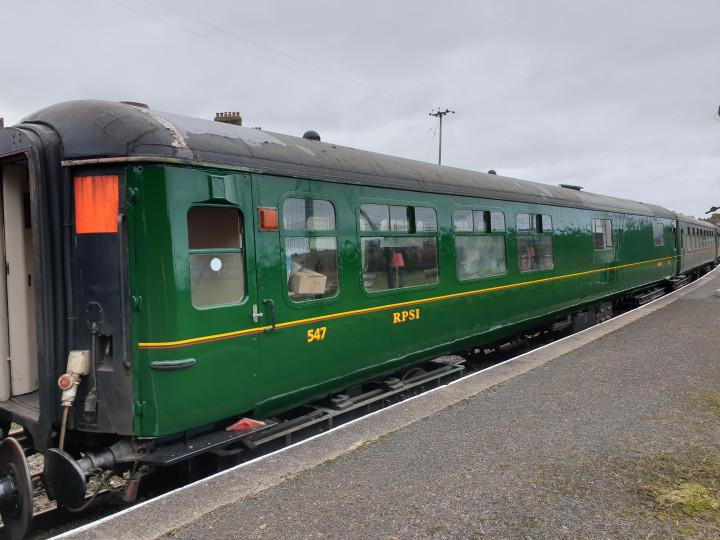 547 Mk2 Dining Car