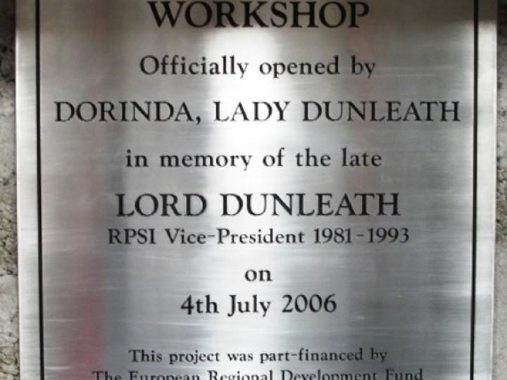 Dunleath Workshop