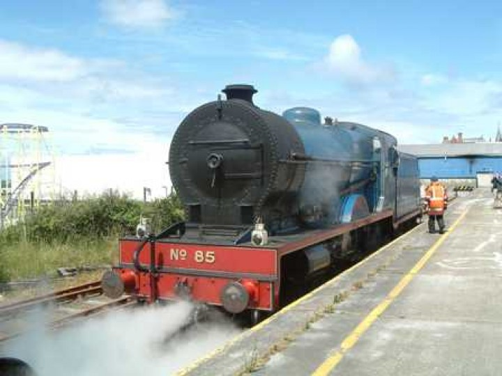 In recent years, No.85's route availability increased, meaning that she was allowed to run to the north coast with the famous